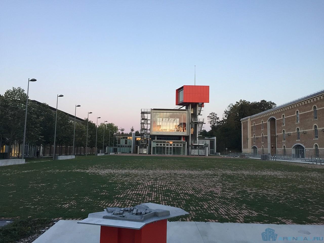 Цитадель в Амьене превратится в университет силами архитектора Ренцо Пиано