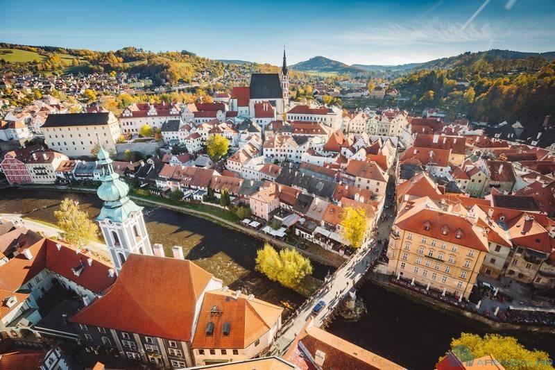 снять жильё в Чехии