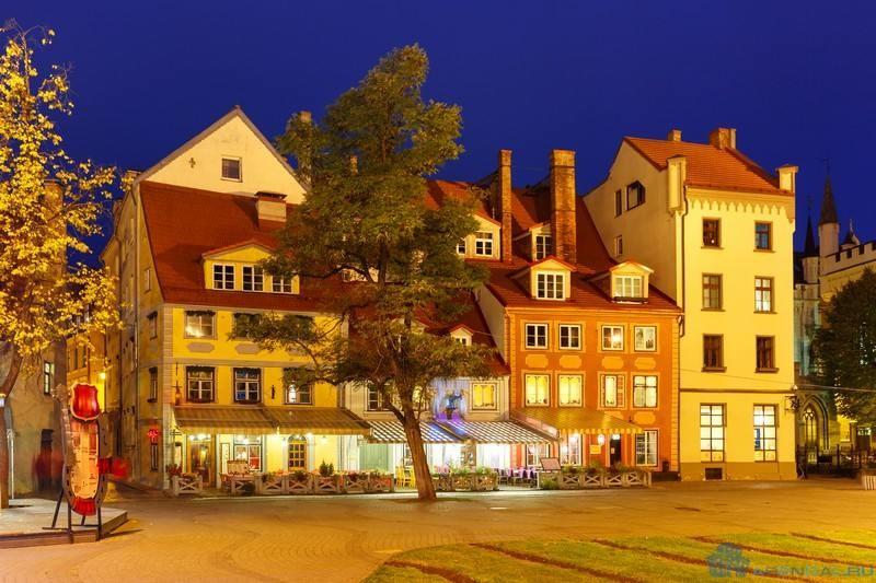 жильё в Латвии