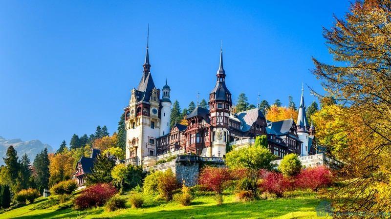 недвижимость в Румынии