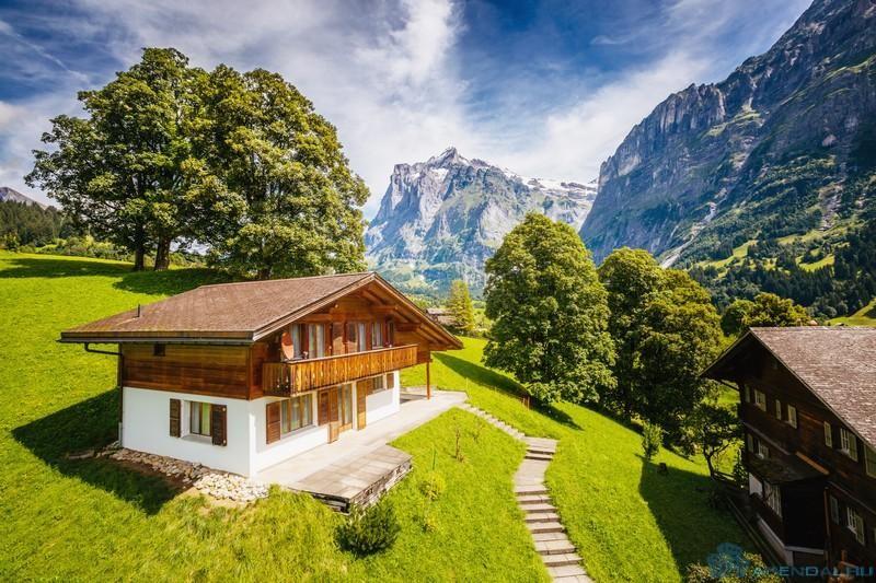 купить жильё в Швейцарии