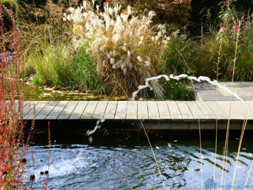 Эко бассейн и другие реконверсионные решения
